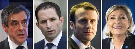 Candidates for 2017 French presidential elections